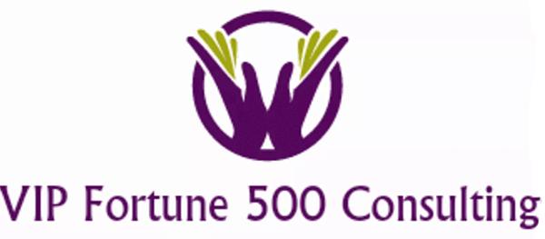 VIP Fortune 500 Consulting logo